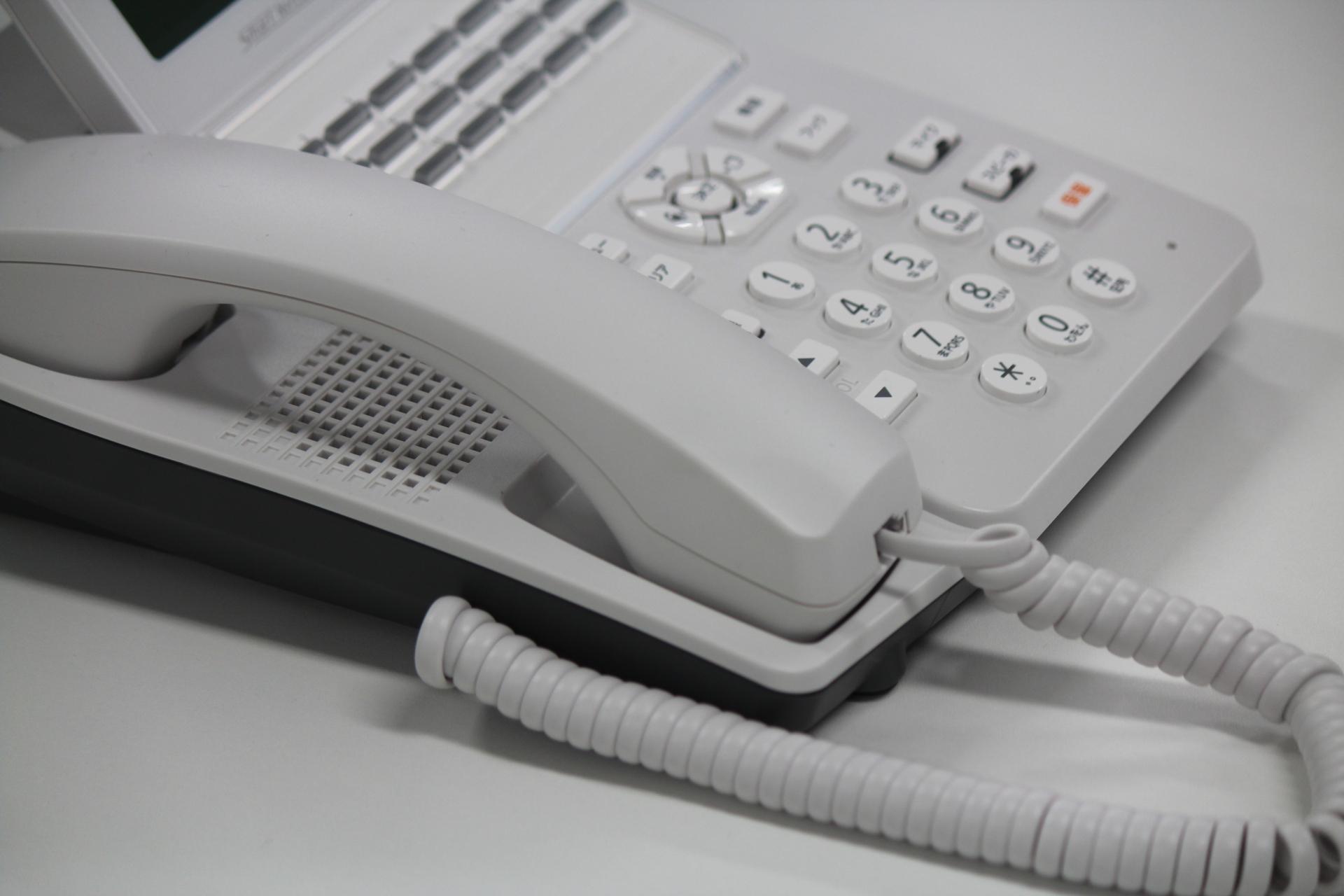 淡路駅のシェアオフィス・レンタルオフィス淡路駅前ラボ 電話FAX事情